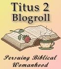 Titus 2 Blogroll