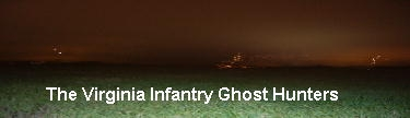 The Virginia Infantry Ghost Hunters