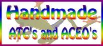 Handmade ATC's ACEO's