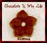 Chocolate Is My Life NetRing