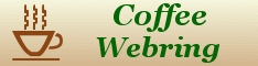 Coffee Webring