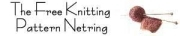 Free Knitting Patterns Knitring