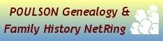 POULSON Genealogy & Family History NetRing