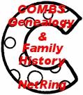 COMBS Genealogy & Family History NetRing