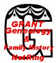 GRANT Genealogy & Family History NetRing