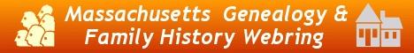 Massachusetts Genealogy & Family History Webring