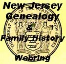 New Jersey Genealogy & Family History Webring