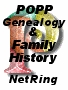 POPP Genealogy & Family History NetRing