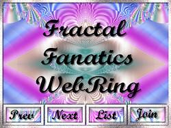 Fractal Fanatics WebRing